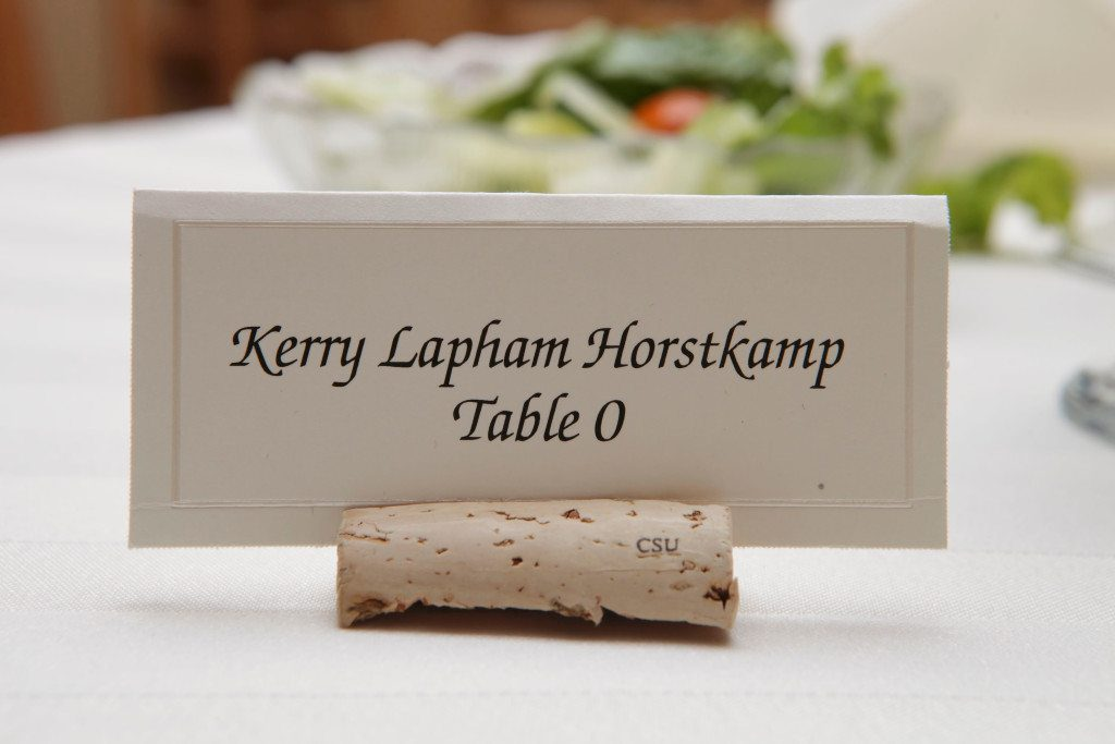 Table Cards for country wedding