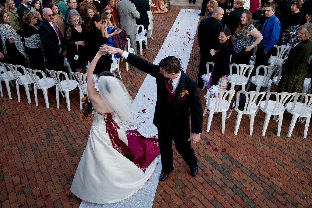 Summer Maryland Wedding at Morningside Inn