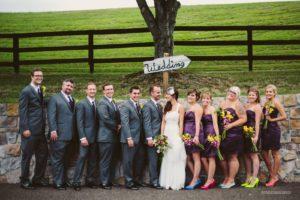 summer wedding in maryland