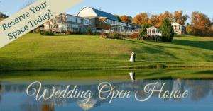 Wedding Open House at Morningside Inn