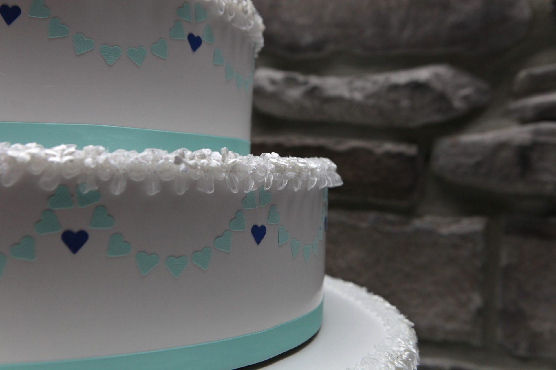 wedding cake decoratoin