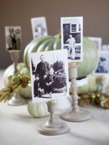 wedding-photo-centerpiece