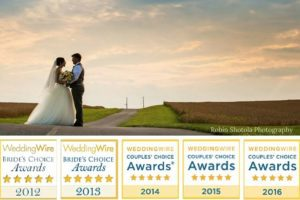 Morningside Inn voted best wedding venue 2016 in Maryland.