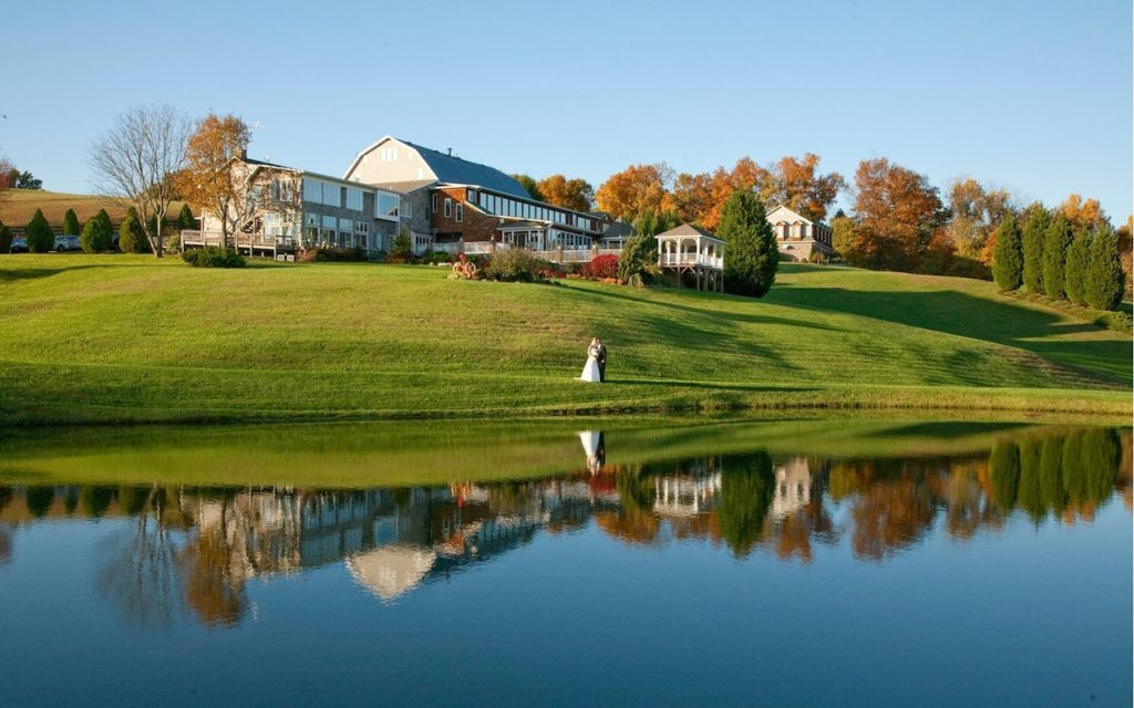 Morningside Inn is located on 300. acres in Frederick, Maryland and hosts Weddings in Maryland, Private Parties, and Corporate Meetings