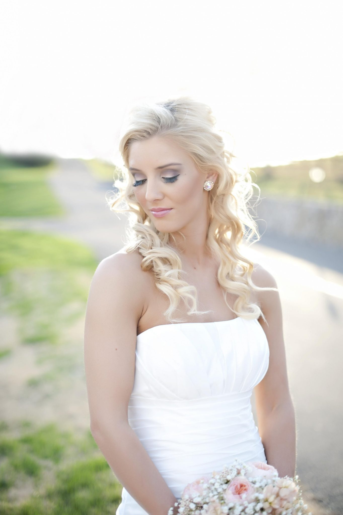 wedding makeup hair services