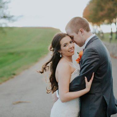 Anna & Seth's Fall Wedding Ceremony & Reception