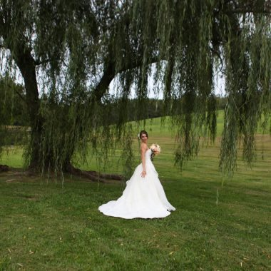 Adam & Anastasia's Country Wedding in Frederick Maryland