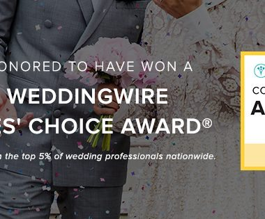 Morningside Inn Honored For Excellence With 2017 WeddingWire Couples' Choice Award