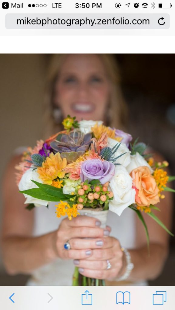 wedding florist in maryland