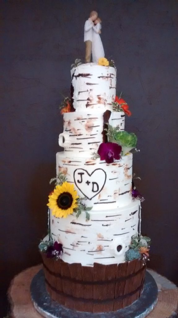 Original wedding cake bakery Frederick MD