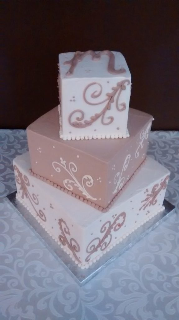 Wedding cake bakery in Maryland