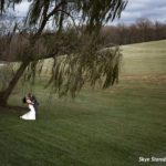 Wedding photographer in Frederick Maryland Skye Stansbury Photography