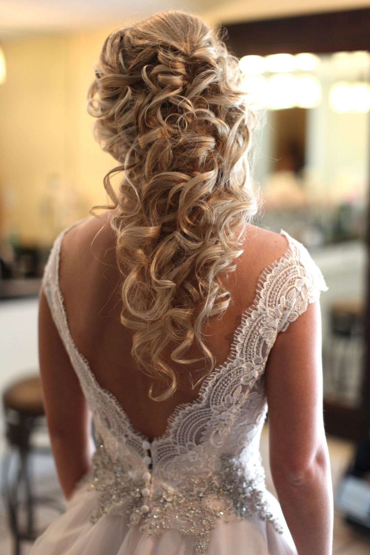 Wedding hair ideas Frederick Maryland